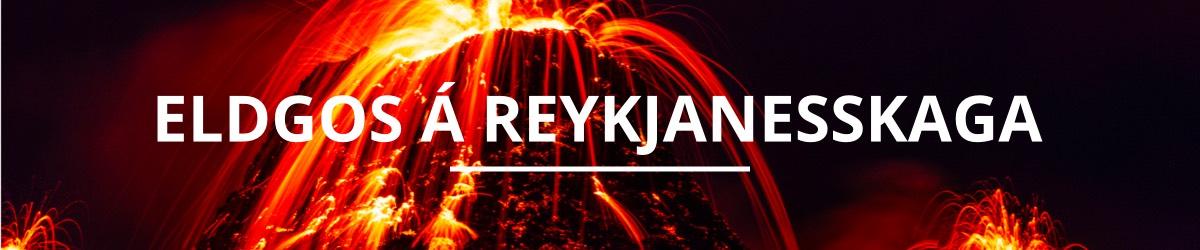 Eldgos á Reykjanesskaga